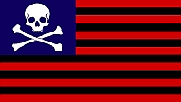 Mark Twain's U.S. flag - Obabam could have said...from Chattanooga to Wounded Knee, from Mindanao to, oh, Granada