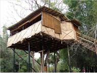 Safariland Treehouse Resort as seen on Unusual Hotels of the World
