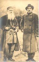 Tolstoy & Gorki
