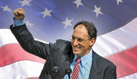 Massachusetts candidate for U.S.Senate Alan Khazei