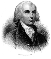 James Madison on war and freedom